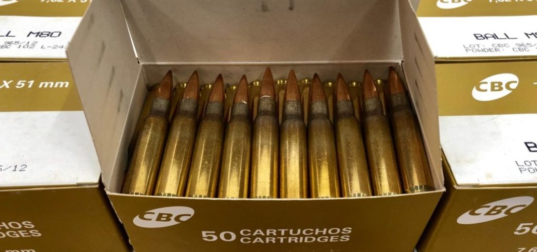 What Is M80 Ball Ammo