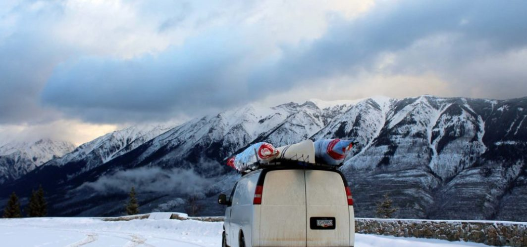 Kootenay-National-Park-cross-canada-road-trip-van